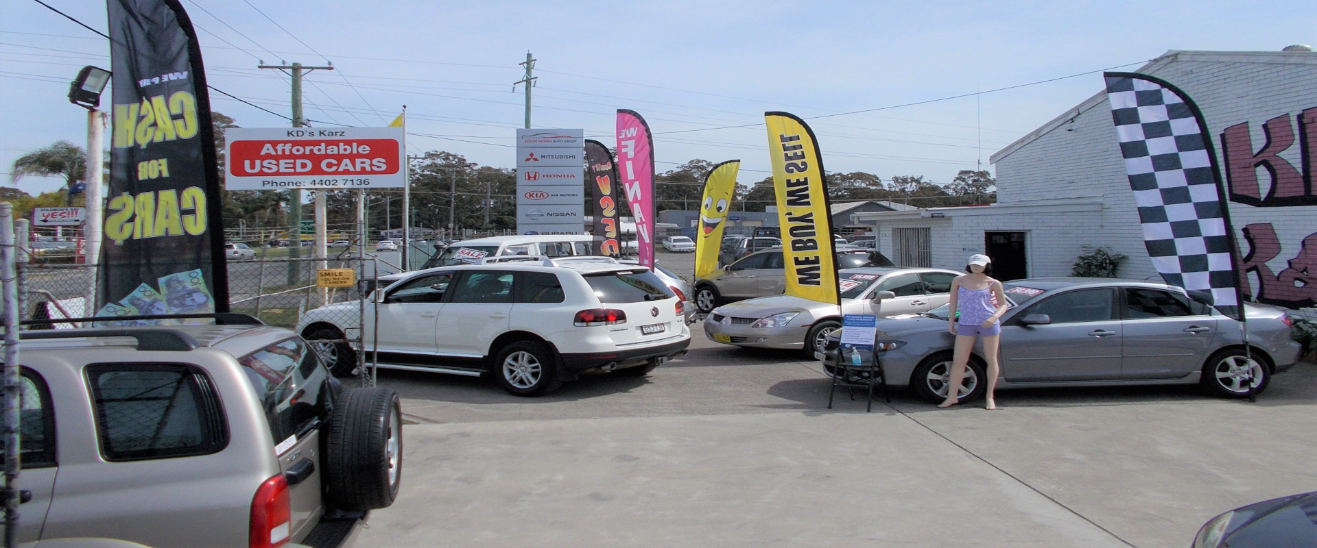 KD'S Karz offer quality and affordable used vehicles